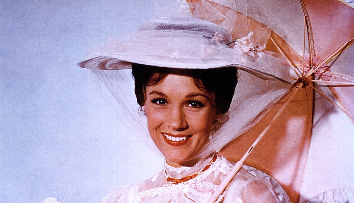 Asked to do a screen test if she hoped to reprise her stage role as Eliza Doolittle, Julie Andrews refused; the role went to Audrey Hepburn.