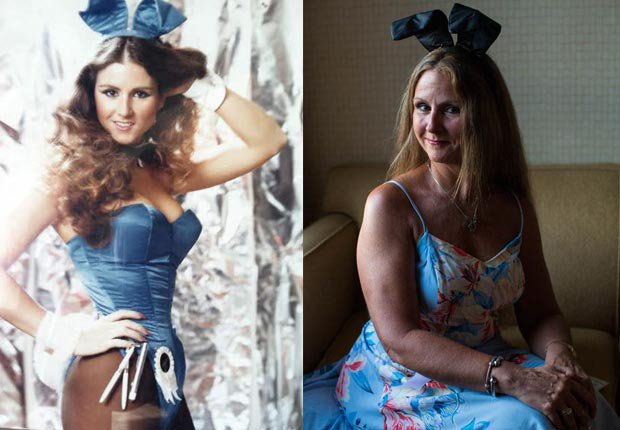 Cheryl Hill-Gallucci, 25th Anniversary Playboy Bunny Reunion