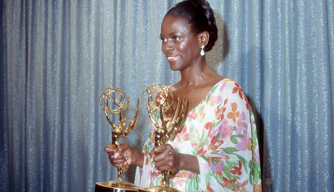8 Celebrities Who Became Fabulously Famous - Cicely Tyson