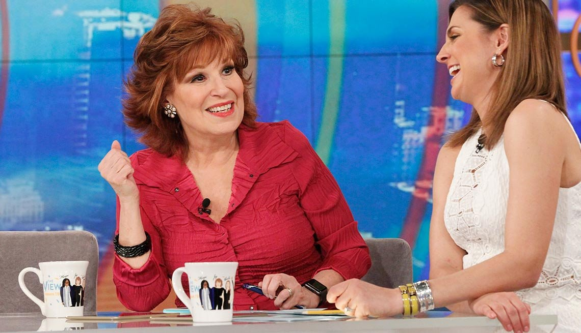 8 Celebrities Who Became Fabulously Famous - Joy Behar