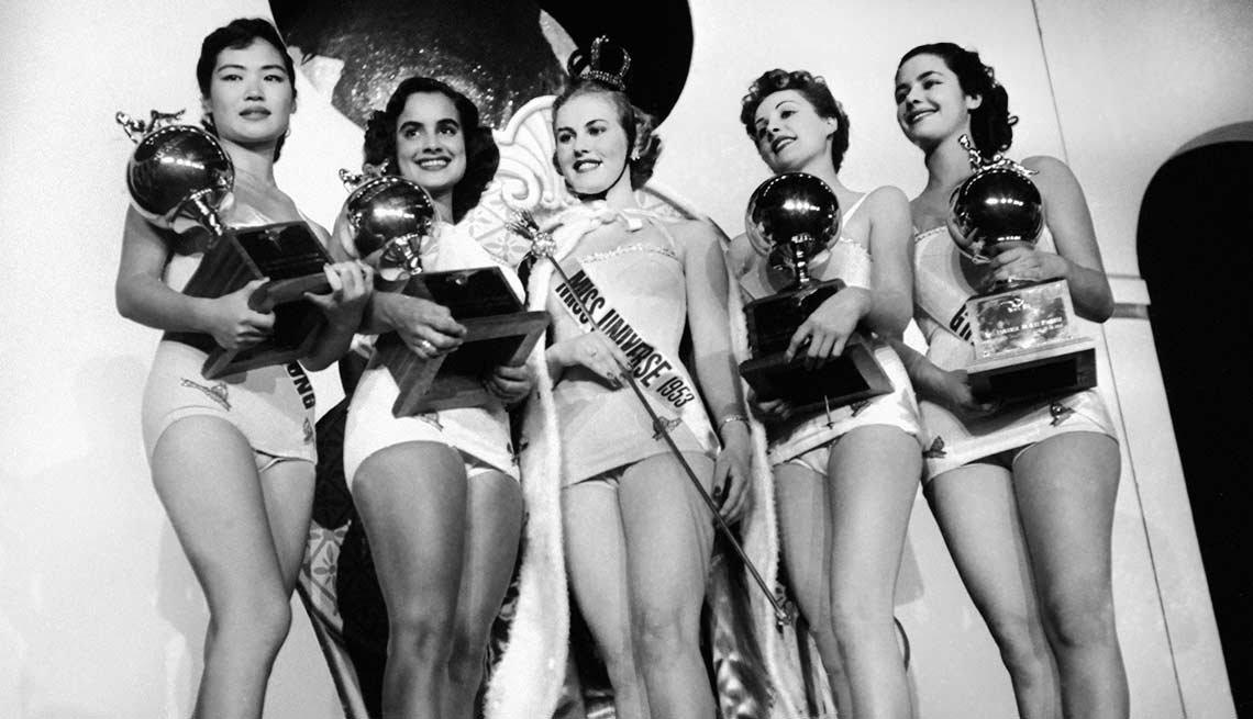 Primera edición de Miss Universo