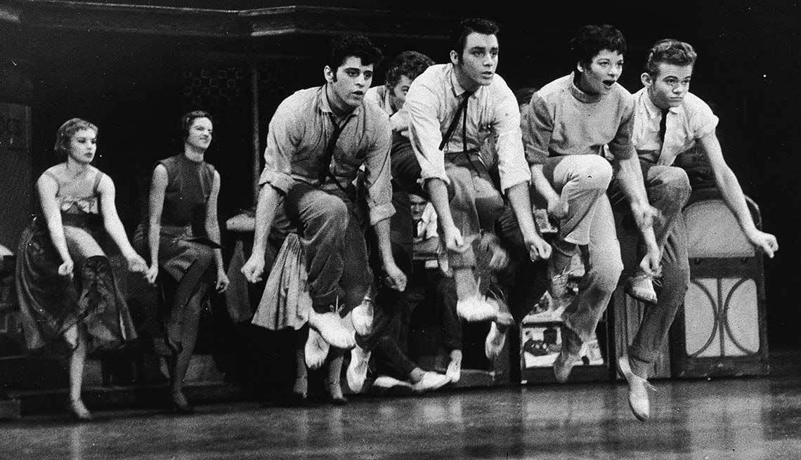Se estrena West Side Story en Broadway