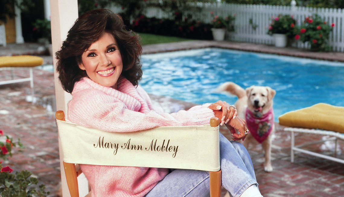 Miss America Beyond the Runway -Mary Ann Mobley