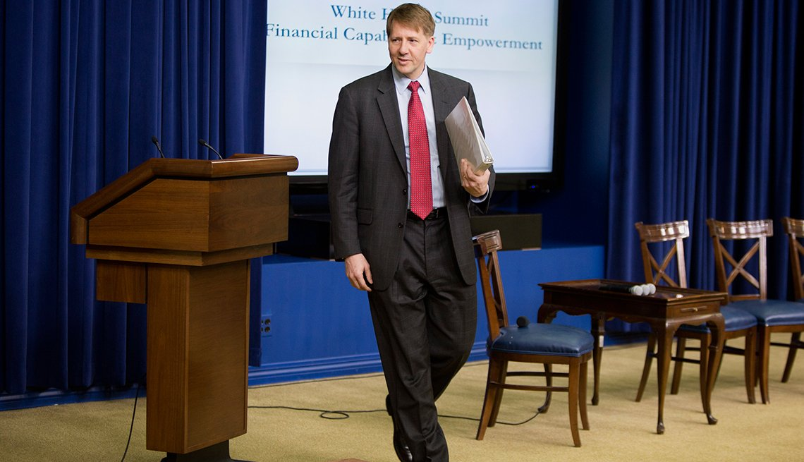 The 'Influentials' Who Help Us Save Money - Richard Cordray