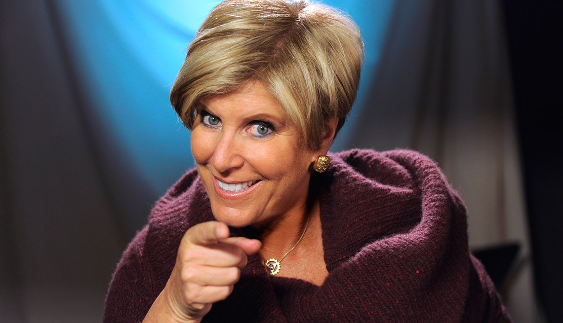 The 'Influentials' Who Help Us Save Money - Suze Orman
