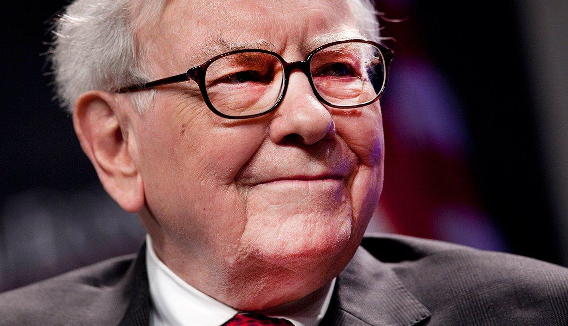 The 'Influentials' Who Help Us Save Money - Warren Buffett