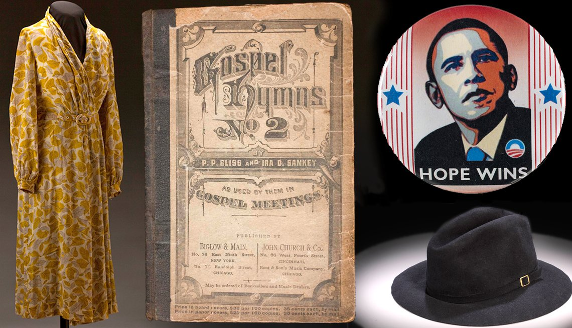 The Smithsonian's new National Museum of African American History and Culture showcases these rare finds