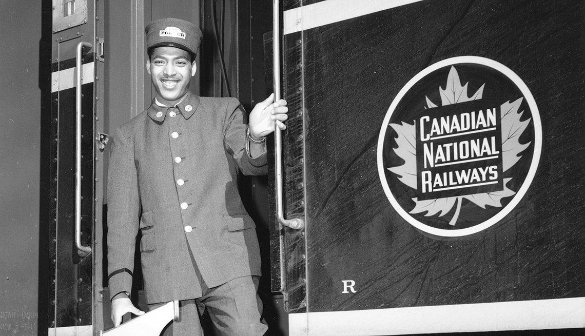 Los maleteros canadienses de ferrocarriles fueron los primeros en traer la idea de celebrar la historia afroamericana