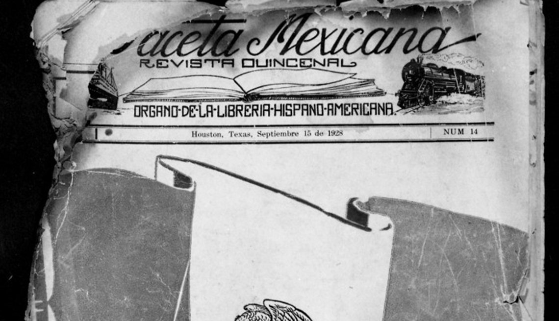 Periódico La Gaceta Mexicana
