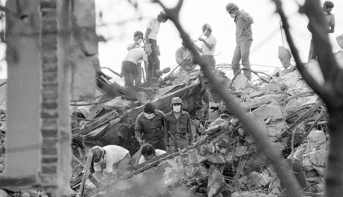 Terremoto en la ciudad de México, 1985