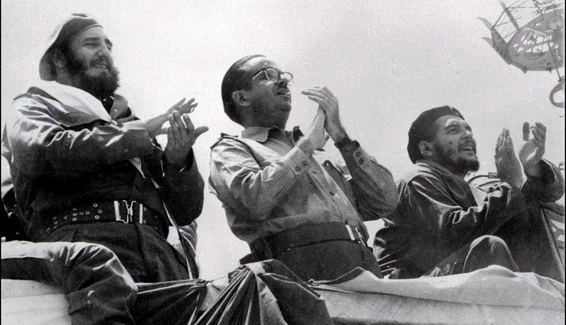 Fidel Castro en su intento de crear un parlamento