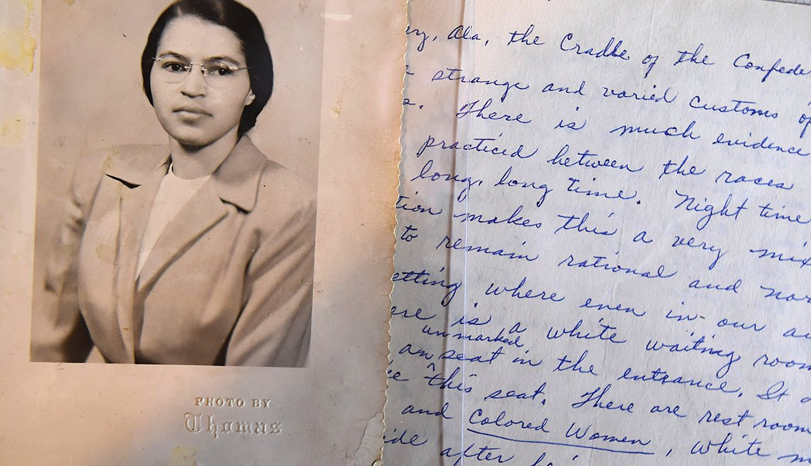 An Act of Protest: Rosa Parks in Her Own Words