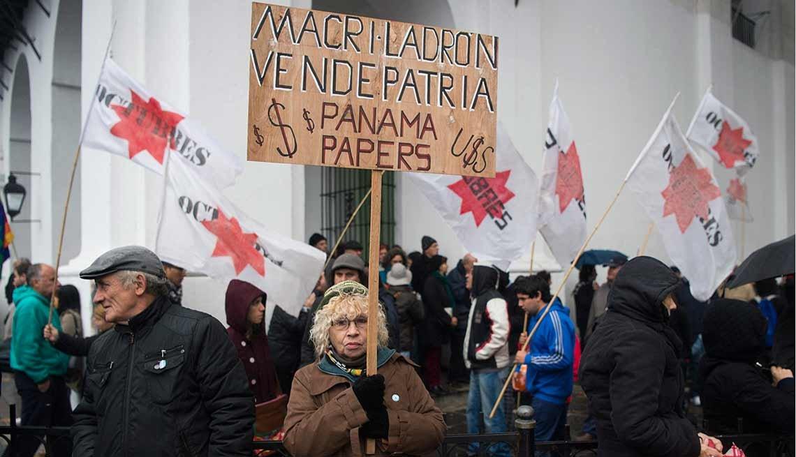 Sale a la luz pública los 'Panama Papers'