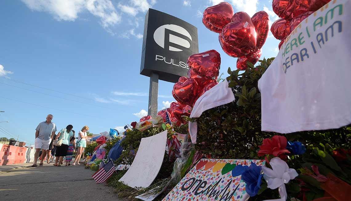 Masacre en el club Pulse en Orlando