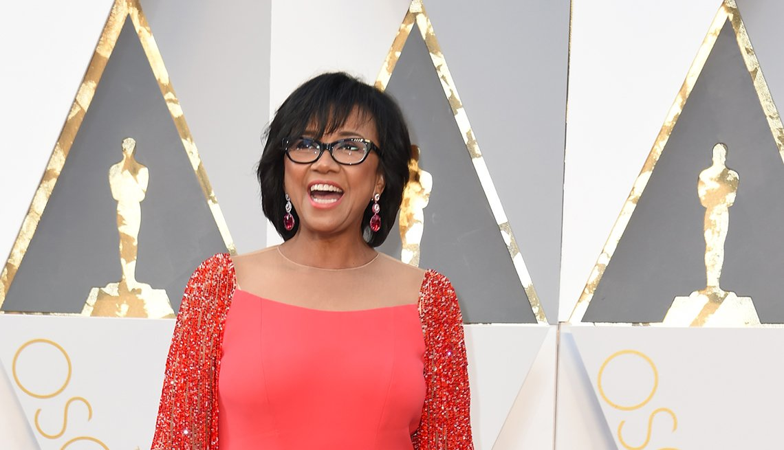 African Americans First After 50 Cheryl Boone Isaacs