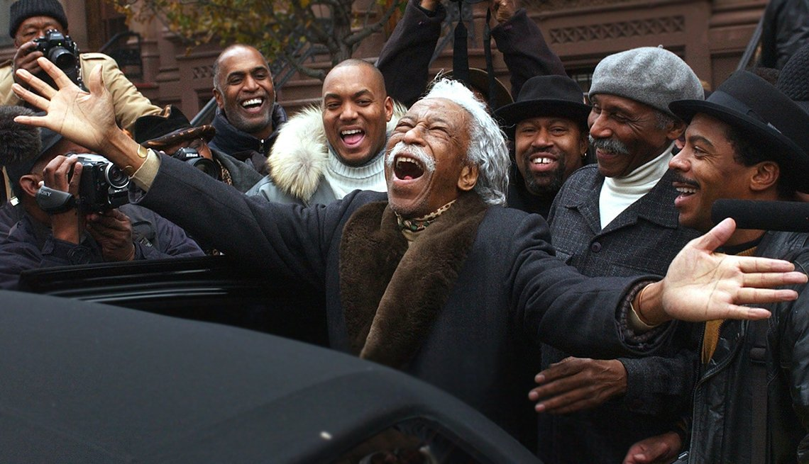 African Americans First After 50  Gordon Parks