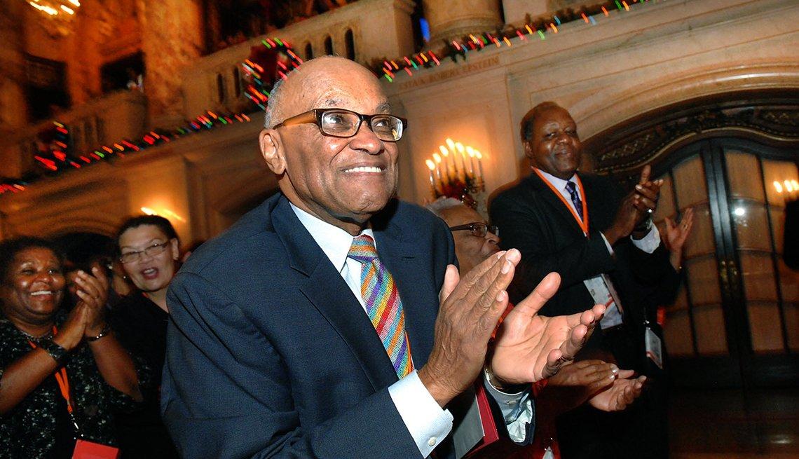 African Americans First After 50 - Hubert Jones