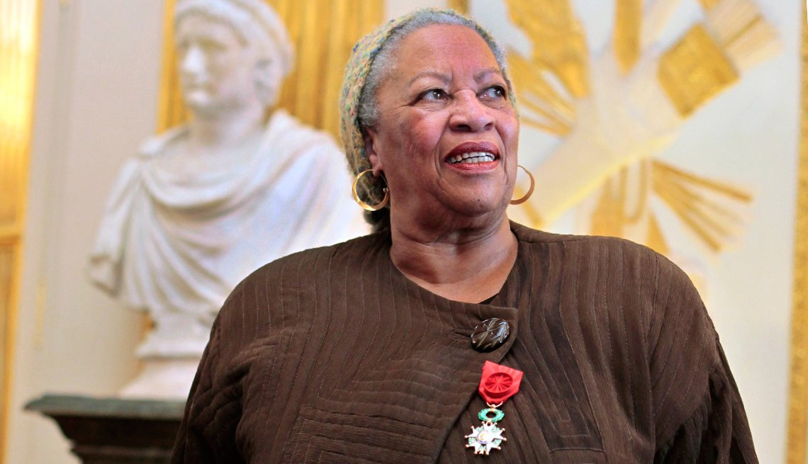 African Americans First After 50  Toni Morrison