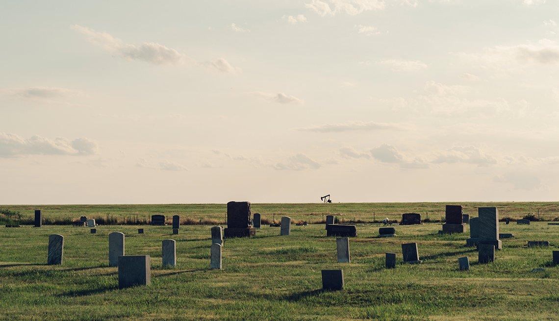 Nicodemus homecoming family reunion -  Nicodemus Cemetery in Nicodemus
