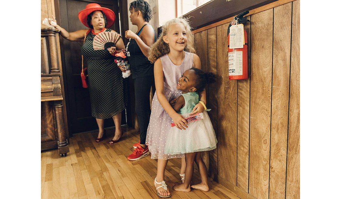 Nicodemus homecoming family reunion - Faydra Knox of Topeka, Kansas