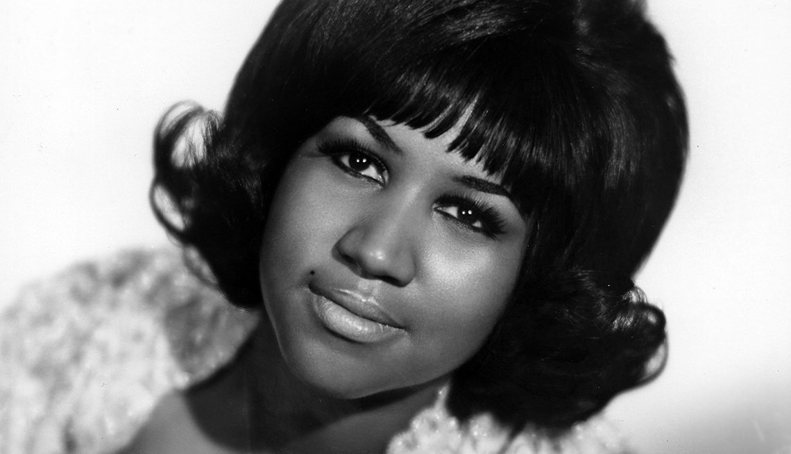 12 R&B Hits Still Applauded 50 Years Later -  Franklin Aretha