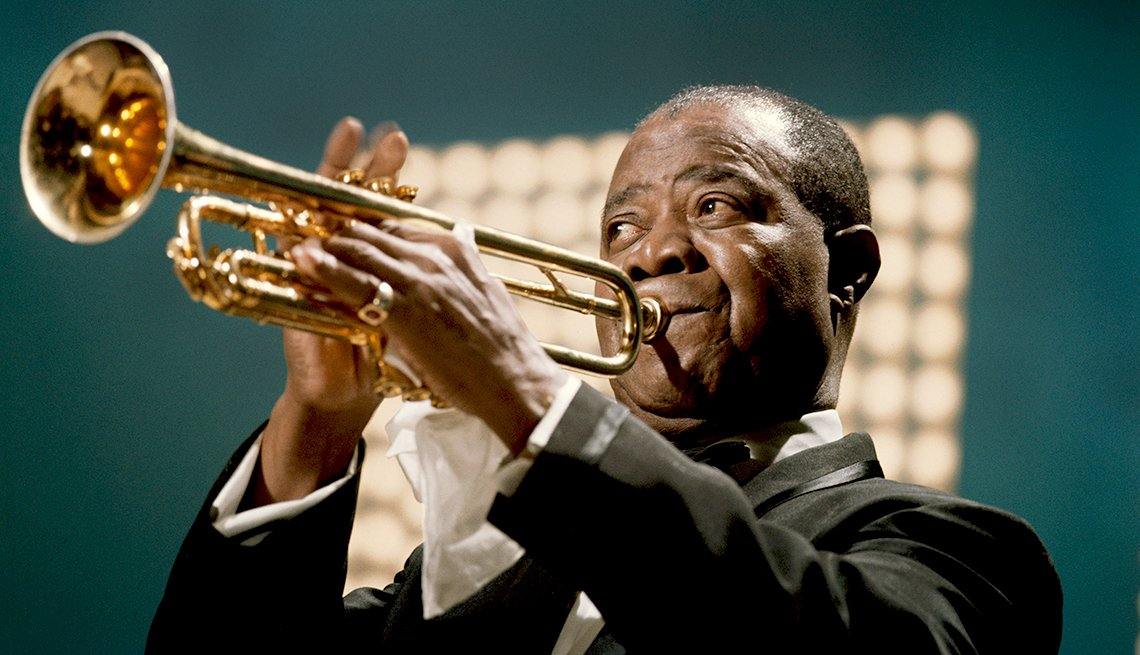 12 R&B Hits Still Applauded 50 Years Later - Louis Armstrong