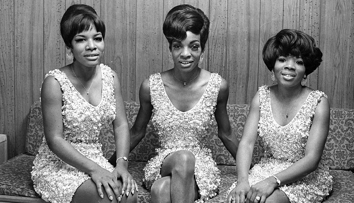 12 R&B Hits Still Applauded 50 Years Later - Martha and Vandellas