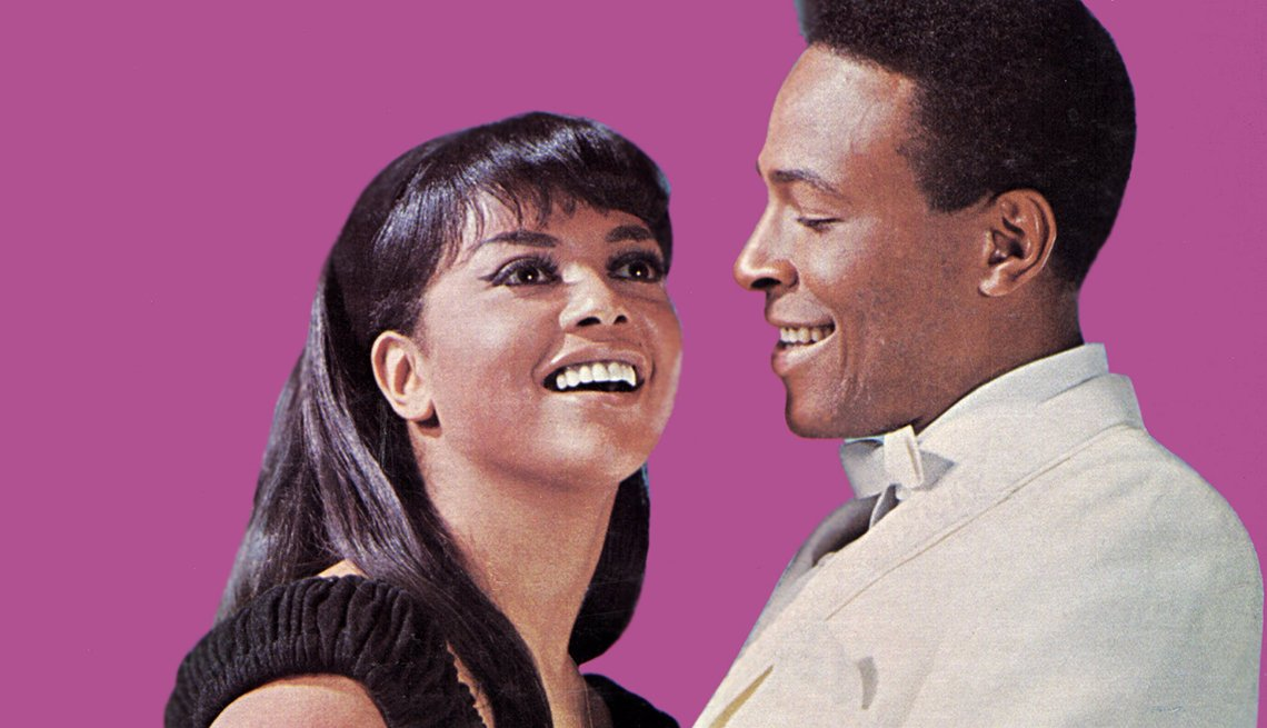 12 R&B Hits Still Applauded 50 Years Later - Marvin Gaye and Tammi Terrell