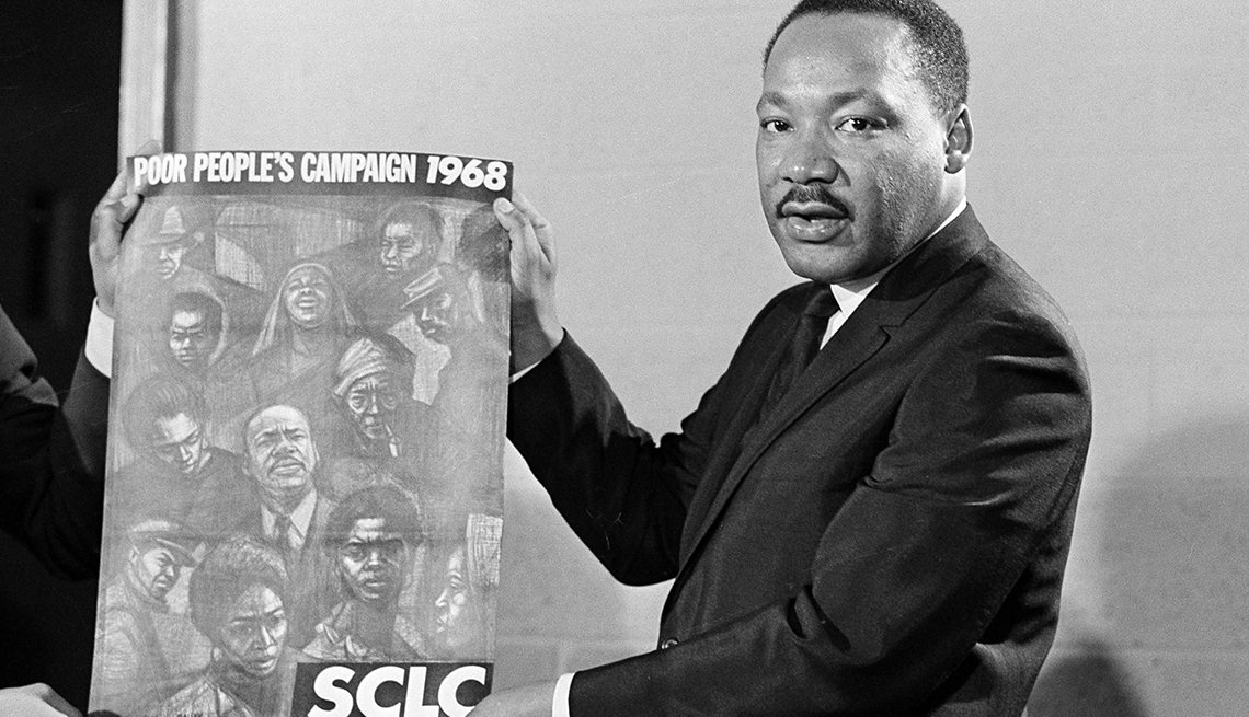 Image result for dr king poor people's campaign