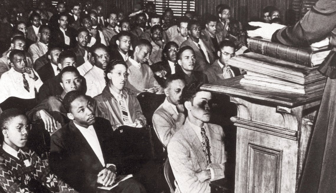 Remembering the Life of Martin Luther King Jr. - morehouse college