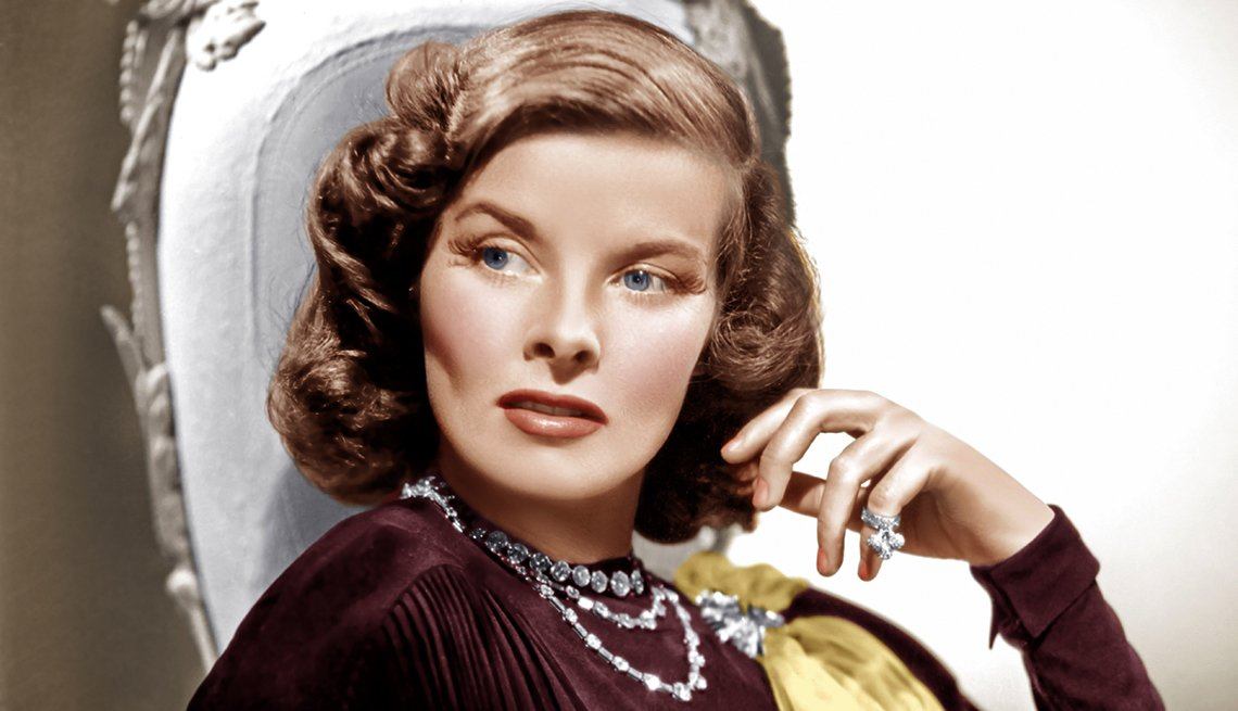 Katharine Hepburn World's Female Trailblazers