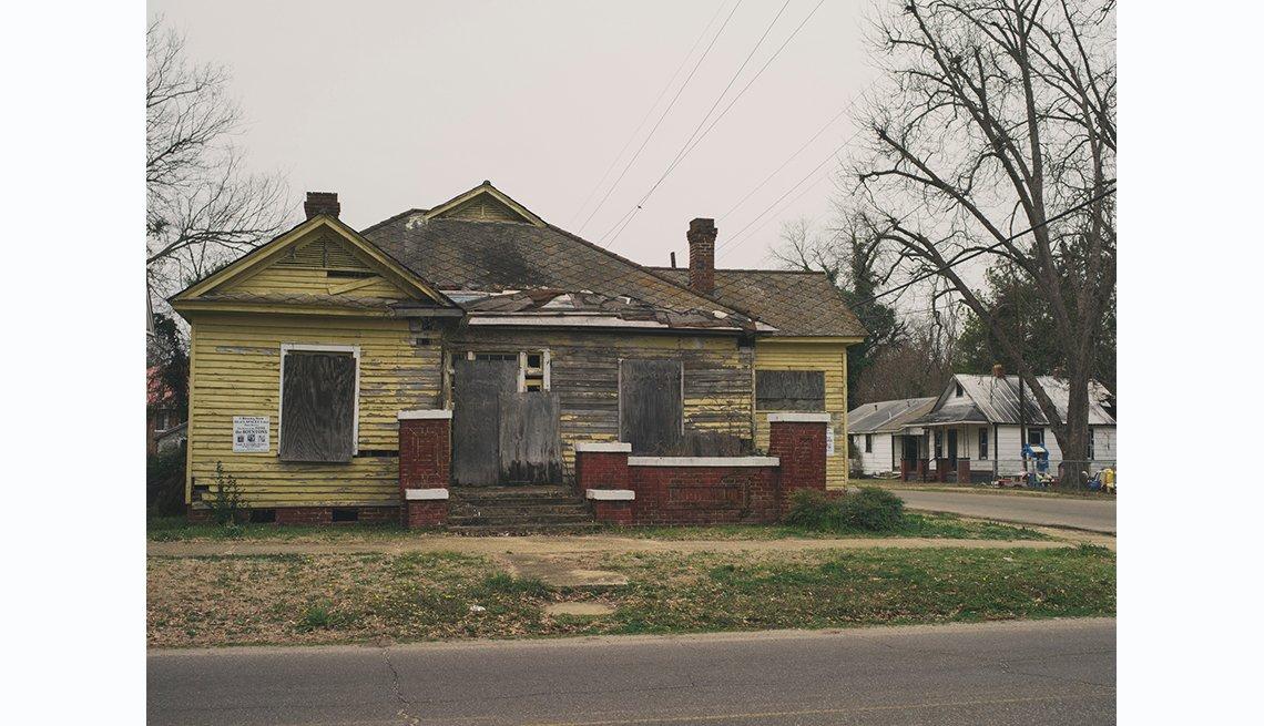 Selma to Montgomery, home of Sam and Amelia Boynton