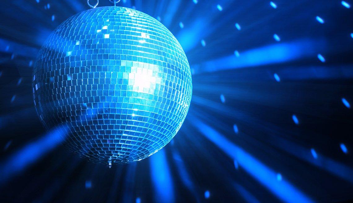 The Icons of Disco - disco ball