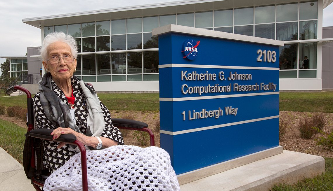 building named for NASA's Katherine Johnson