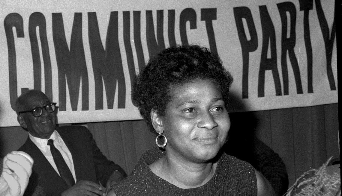 Women Who've Run for President - Charlene Mitchell