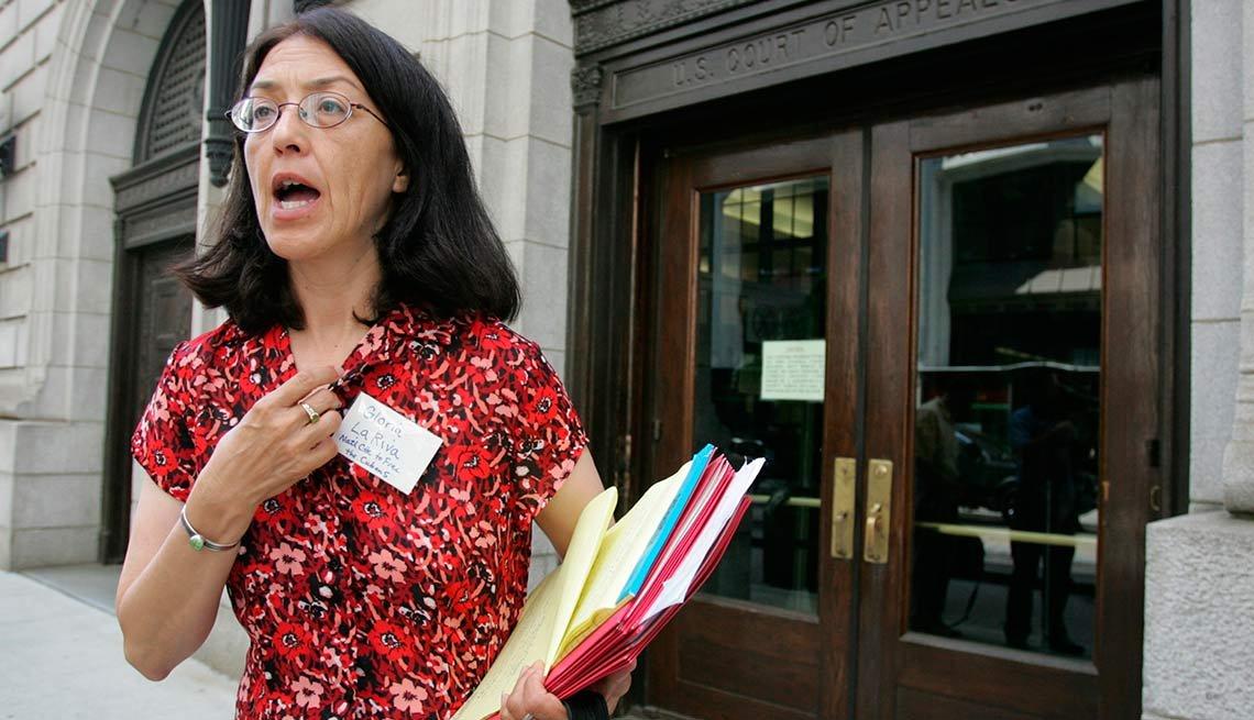 Women Who've Run for President - Gloria La Riva