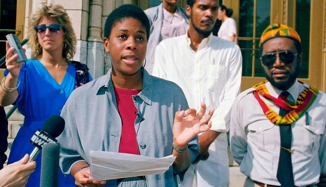Lenora Fulani - Mujeres que han aspirado a la presidencia