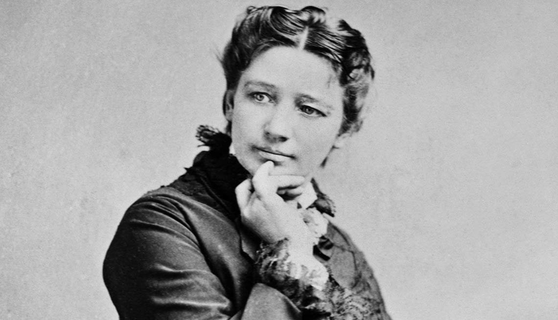 Women Who've Run for President - Victoria Woodhull