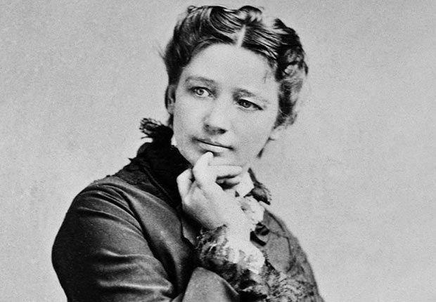 Victoria Woodhull - Mujeres que han aspirado a la presidencia