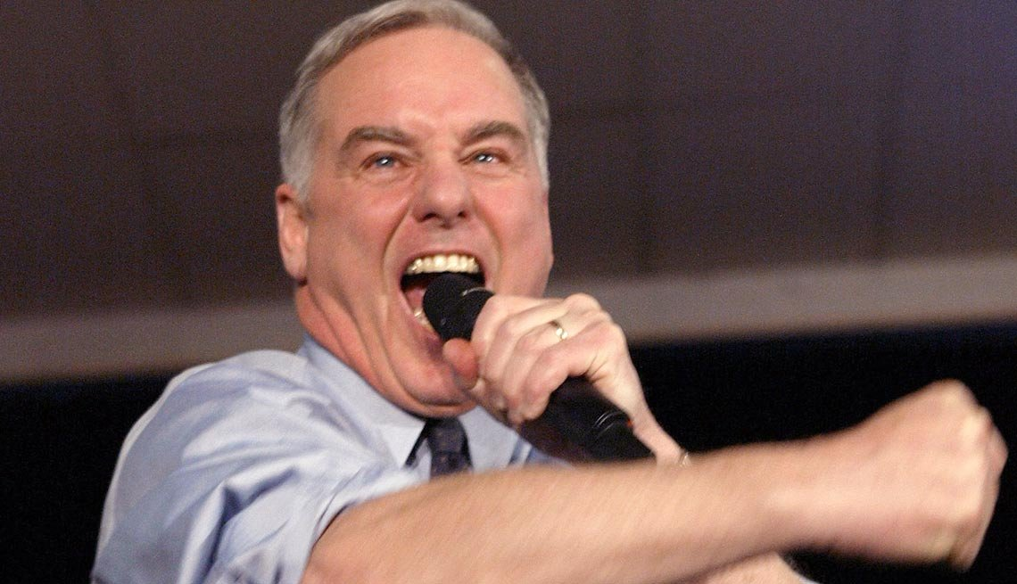 10 Weird things that happened during presidential campaigns - Howard Dean's shriek