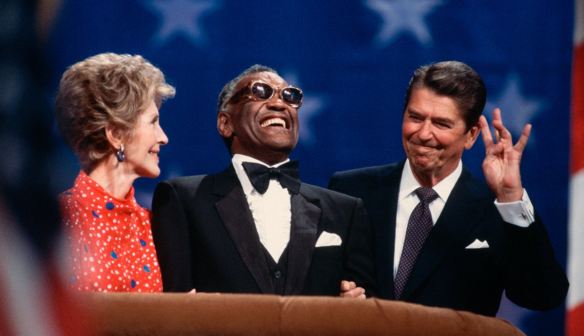 SLIDESHOW: A Who's Who of Celebrity Appearances at GOP Conventions