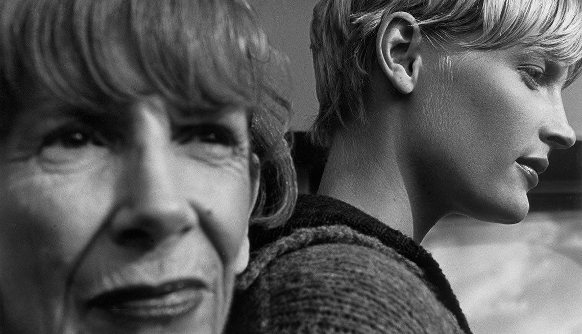 Two women - Long Term Care plans for women