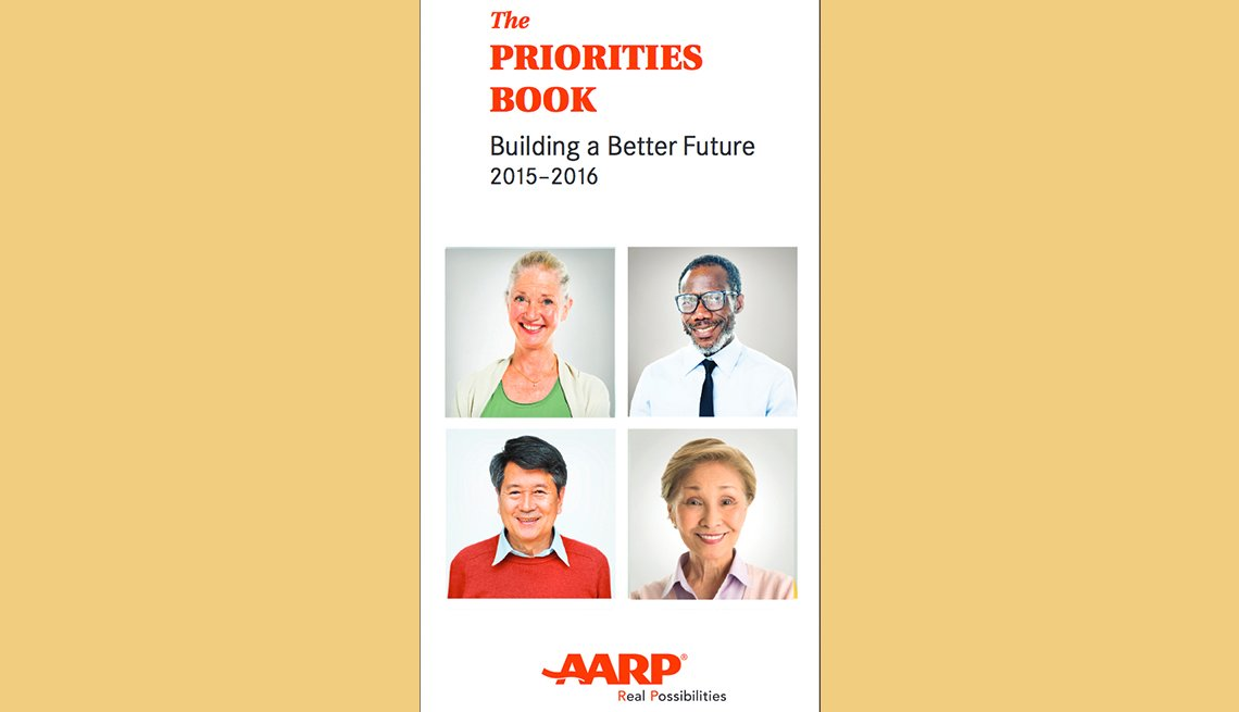 The priorities book