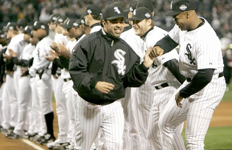 Baseball: An International Passion: Ozzie Guillen