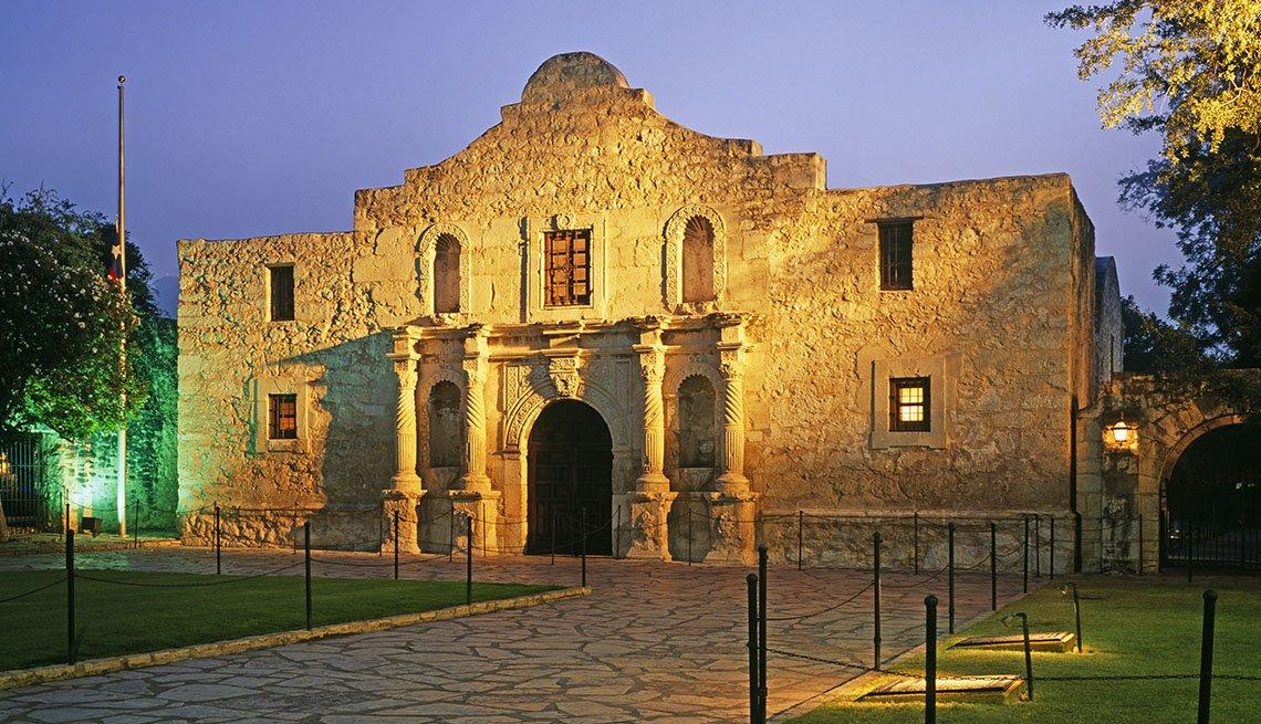 The Alamo In San Antonio Texas, Free USA Destinations