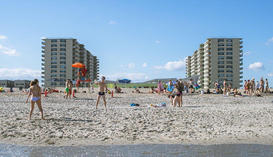 Rockaway Beach In Queens New York, Top USA Destination Cities
