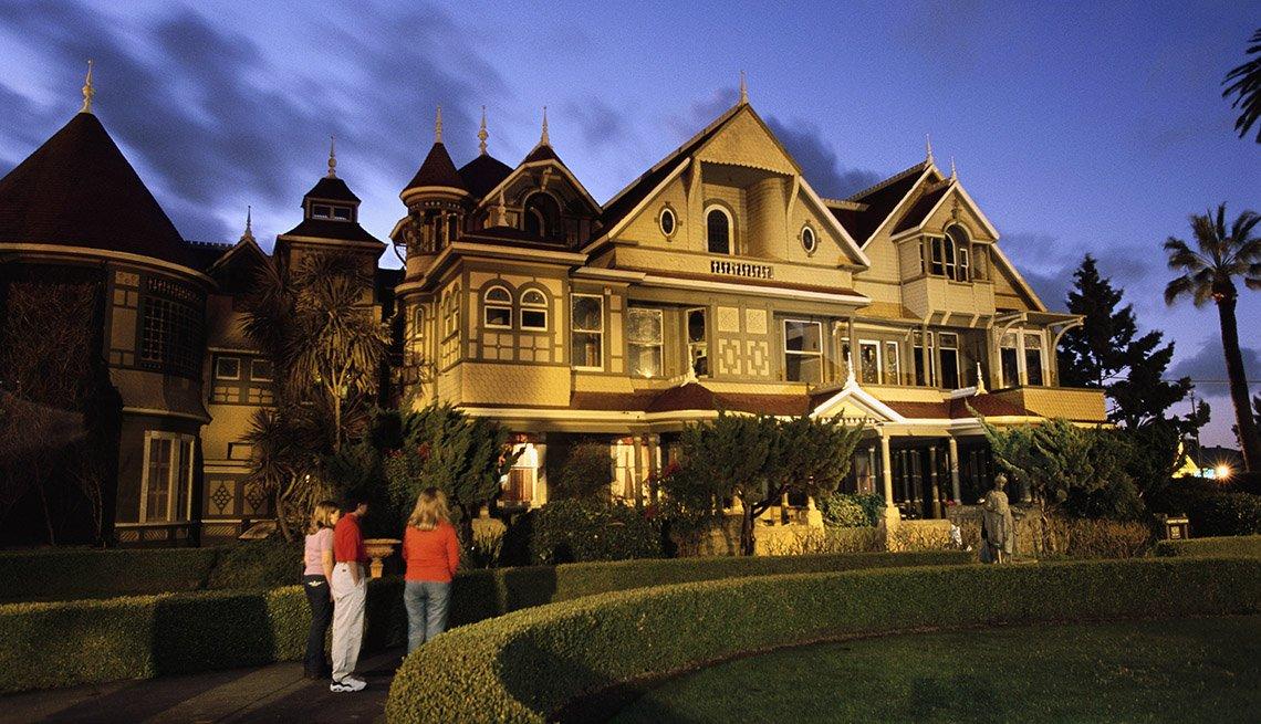 La misteriosa Mansión Winchester, San José, California