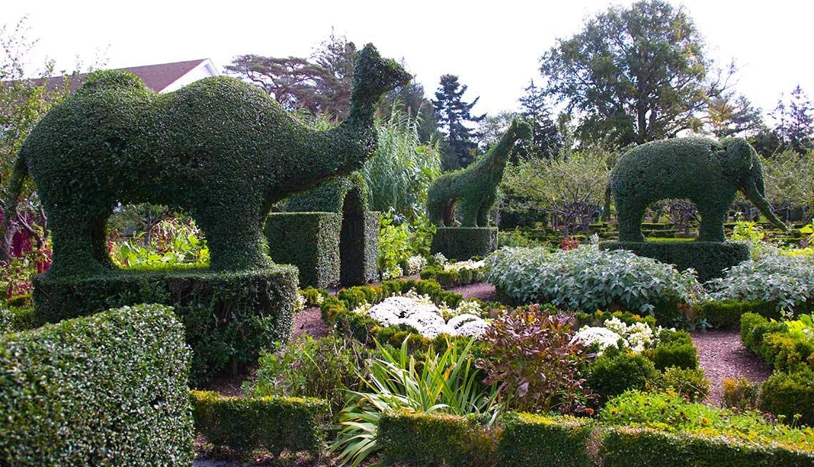 Los jardines más hermosos de Estados Unidos - Jardines de los Animales Verdes