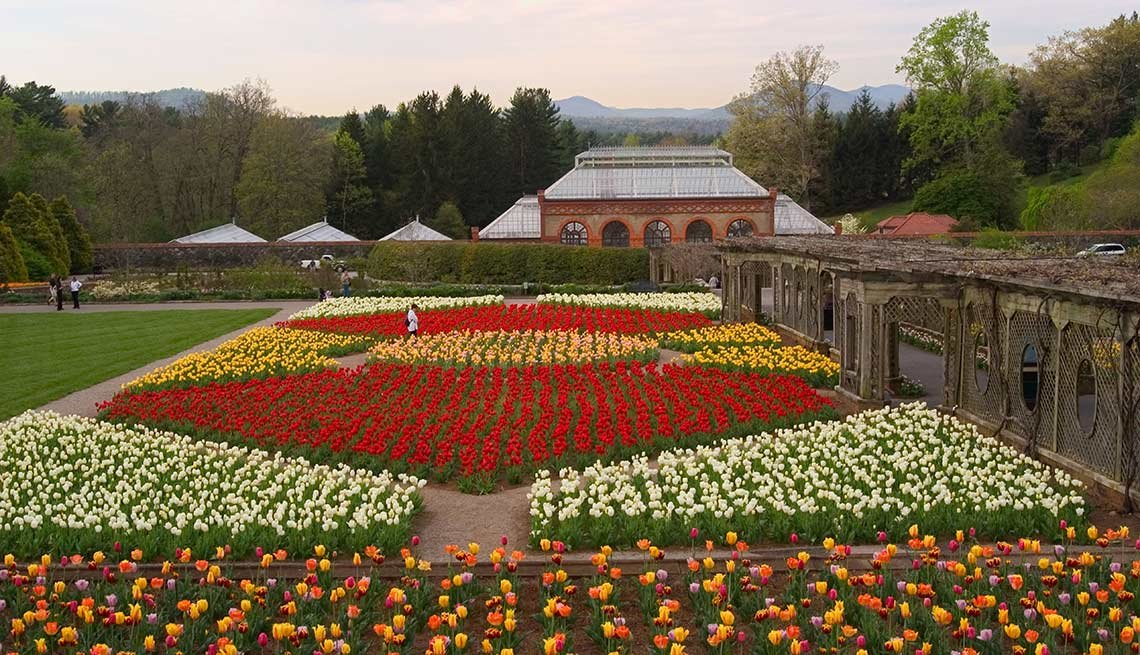 Los jardines más hermosos de Estados Unidos - Hacienda Biltmore
