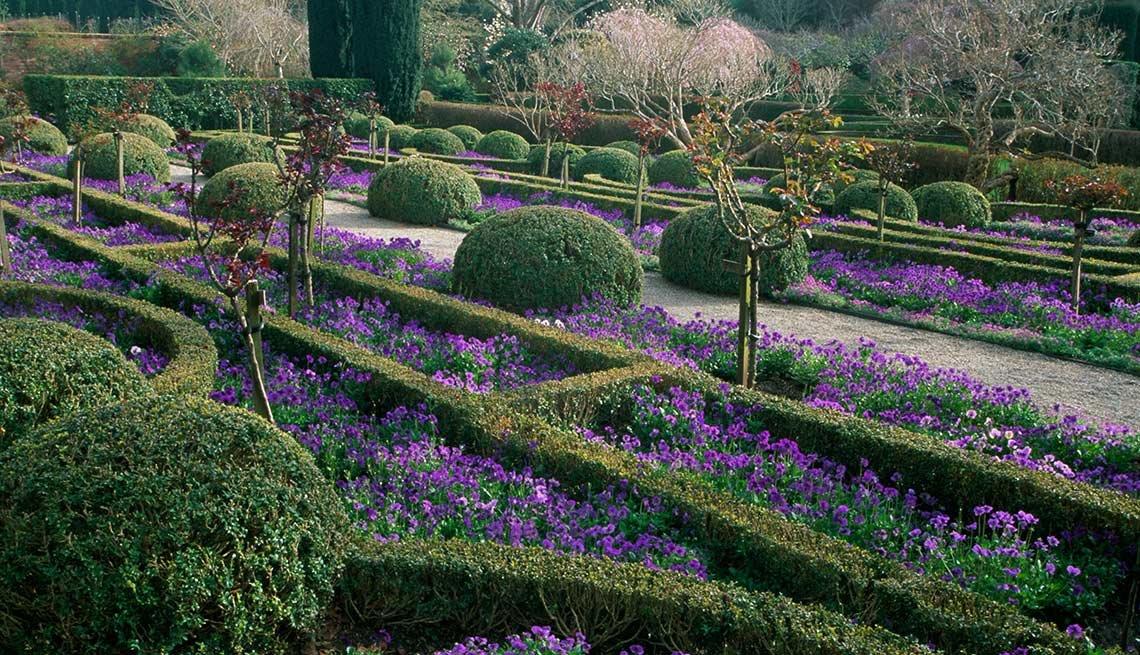 Los jardines más hermosos de Estados Unidos - Filoli